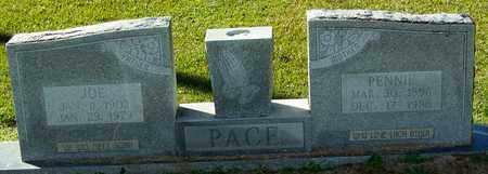 PACE, PENNIE - Marion County, Mississippi | PENNIE PACE - Mississippi Gravestone Photos