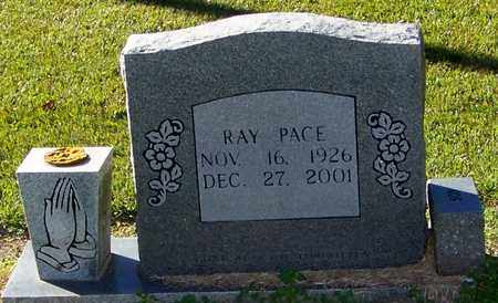 PACE, RAY - Marion County, Mississippi | RAY PACE - Mississippi Gravestone Photos