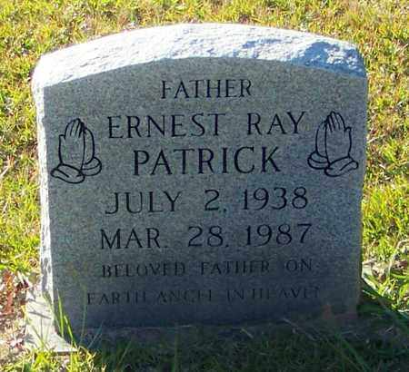 PATRICK, ERNEST RAY - Marion County, Mississippi   ERNEST RAY PATRICK - Mississippi Gravestone Photos