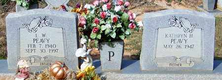 PEAVY, L W - Marion County, Mississippi | L W PEAVY - Mississippi Gravestone Photos