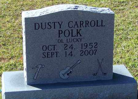 POLK, DUSTY CARROLL - Marion County, Mississippi | DUSTY CARROLL POLK - Mississippi Gravestone Photos