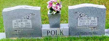 POLK, GARVIN - Marion County, Mississippi | GARVIN POLK - Mississippi Gravestone Photos