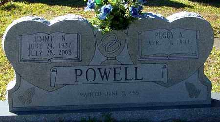 POWELL, JIMMIE N - Marion County, Mississippi | JIMMIE N POWELL - Mississippi Gravestone Photos