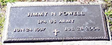 POWELL (VETERAN), JIMMY N - Marion County, Mississippi   JIMMY N POWELL (VETERAN) - Mississippi Gravestone Photos