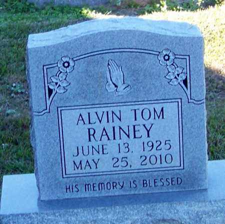 RAINEY, ALVIN TOM - Marion County, Mississippi | ALVIN TOM RAINEY - Mississippi Gravestone Photos