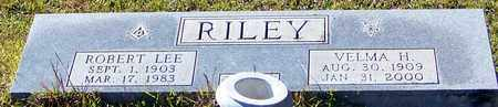 RILEY, ROBERT LEE - Marion County, Mississippi | ROBERT LEE RILEY - Mississippi Gravestone Photos