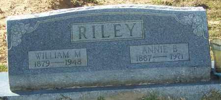 RILEY, ANNIE B - Marion County, Mississippi | ANNIE B RILEY - Mississippi Gravestone Photos