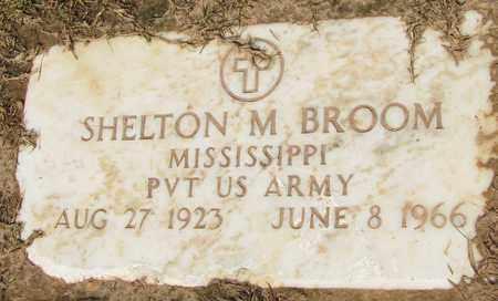 SHELTON (VETERAN), SHELTON M - Marion County, Mississippi | SHELTON M SHELTON (VETERAN) - Mississippi Gravestone Photos