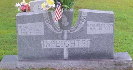 SPEIGHTS, HENRY MORGAN - Marion County, Mississippi | HENRY MORGAN SPEIGHTS - Mississippi Gravestone Photos