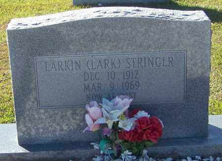 "STRINGER (CLOSE UP), LARKIN ""LARK"" - Marion County, Mississippi 