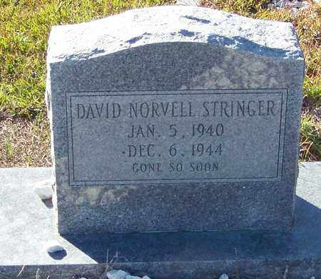 STRINGER, DAVID NORVELL - Marion County, Mississippi | DAVID NORVELL STRINGER - Mississippi Gravestone Photos