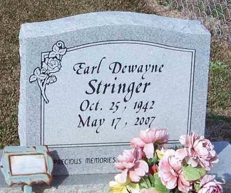 STRINGER, EARL DEWAYNE - Marion County, Mississippi   EARL DEWAYNE STRINGER - Mississippi Gravestone Photos