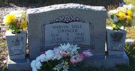 STRINGER, MARVIN DALE - Marion County, Mississippi | MARVIN DALE STRINGER - Mississippi Gravestone Photos