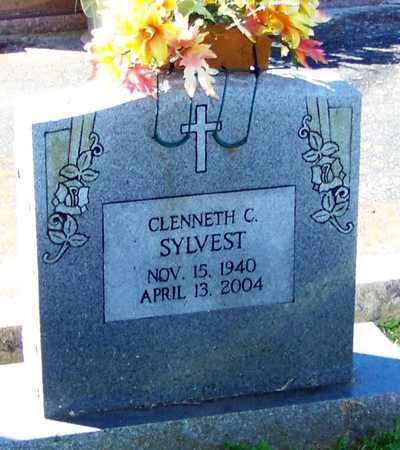 SYLVEST, CLENNETH C - Marion County, Mississippi | CLENNETH C SYLVEST - Mississippi Gravestone Photos
