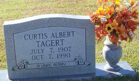 TAGERT, CURTIS ALBERT - Marion County, Mississippi | CURTIS ALBERT TAGERT - Mississippi Gravestone Photos