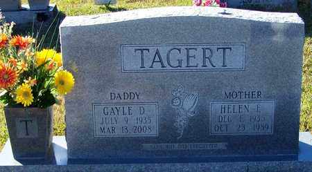 BUCKLEY TAGERT, HELEN E - Marion County, Mississippi | HELEN E BUCKLEY TAGERT - Mississippi Gravestone Photos