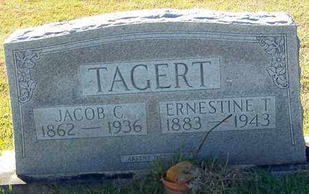 TAGERT, ERNESTINE T - Marion County, Mississippi | ERNESTINE T TAGERT - Mississippi Gravestone Photos