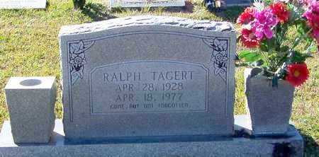 TAGERT, RALPH - Marion County, Mississippi | RALPH TAGERT - Mississippi Gravestone Photos