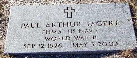 TAGERT (VETERAN WWII), PAUL ARHTUR - Marion County, Mississippi | PAUL ARHTUR TAGERT (VETERAN WWII) - Mississippi Gravestone Photos