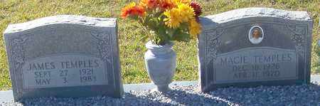 TEMPLES, MACIE - Marion County, Mississippi | MACIE TEMPLES - Mississippi Gravestone Photos