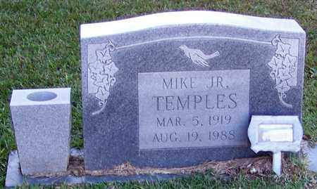 TEMPLES, MIKE JR - Marion County, Mississippi | MIKE JR TEMPLES - Mississippi Gravestone Photos
