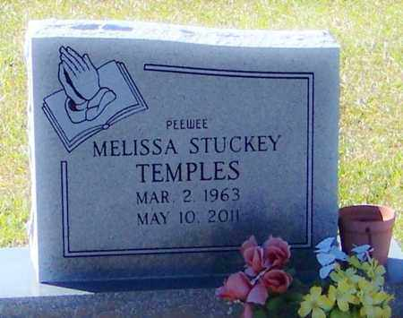 TEMPLES, MELISSA - Marion County, Mississippi | MELISSA TEMPLES - Mississippi Gravestone Photos