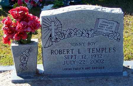 TEMPLES, ROBERT L - Marion County, Mississippi | ROBERT L TEMPLES - Mississippi Gravestone Photos