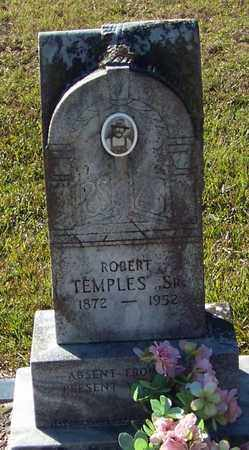 TEMPLES, ROBERT SR - Marion County, Mississippi | ROBERT SR TEMPLES - Mississippi Gravestone Photos