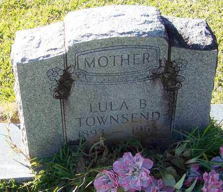 TOWNSEND, LULA B - Marion County, Mississippi | LULA B TOWNSEND - Mississippi Gravestone Photos