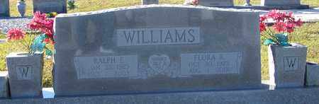 WILLIAMS, RALPH E - Marion County, Mississippi | RALPH E WILLIAMS - Mississippi Gravestone Photos