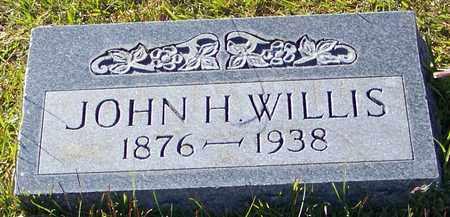 WILLIS, JOHN H - Marion County, Mississippi | JOHN H WILLIS - Mississippi Gravestone Photos