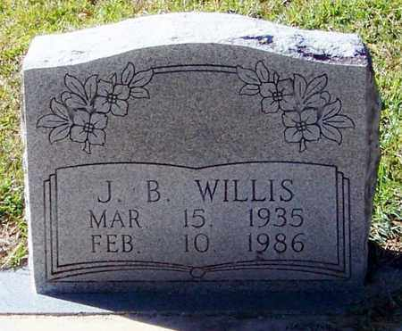WILLIS, J B - Marion County, Mississippi | J B WILLIS - Mississippi Gravestone Photos