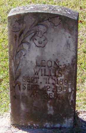 WILLIS, LEON SR - Marion County, Mississippi | LEON SR WILLIS - Mississippi Gravestone Photos
