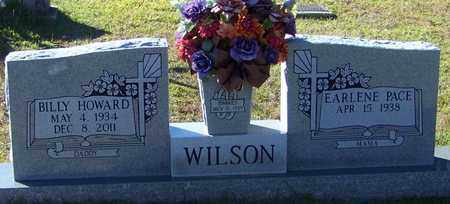 WILSON, BILLY HOWARD - Marion County, Mississippi | BILLY HOWARD WILSON - Mississippi Gravestone Photos