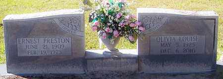 WOOTEN, OLIVIA LOUISE - Marion County, Mississippi | OLIVIA LOUISE WOOTEN - Mississippi Gravestone Photos
