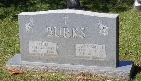 BURKS, VIRGINIA JANE - Pearl River County, Mississippi | VIRGINIA JANE BURKS - Mississippi Gravestone Photos