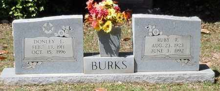 BURKS, RUBY - Pearl River County, Mississippi | RUBY BURKS - Mississippi Gravestone Photos