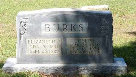 BURKS, JOSEPH ANDREW - Pearl River County, Mississippi   JOSEPH ANDREW BURKS - Mississippi Gravestone Photos