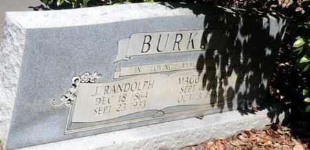 BURKS, MARGARET - Pearl River County, Mississippi | MARGARET BURKS - Mississippi Gravestone Photos