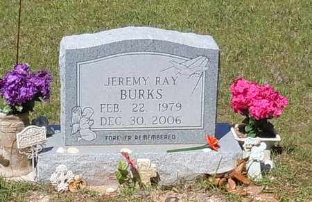 BURKS, JERMY RAY - Pearl River County, Mississippi | JERMY RAY BURKS - Mississippi Gravestone Photos