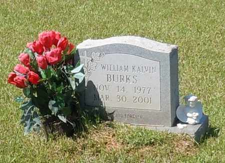 BURKS, WILLIAM KALVIN - Pearl River County, Mississippi | WILLIAM KALVIN BURKS - Mississippi Gravestone Photos