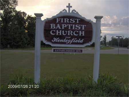 *HENLEYFIELD FIRST BAPTIST CHU, . - Pearl River County, Mississippi | . *HENLEYFIELD FIRST BAPTIST CHU - Mississippi Gravestone Photos