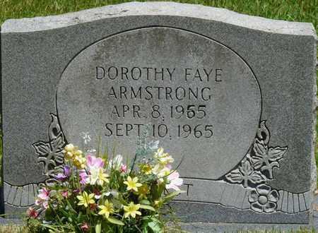 ARMSTRONG, DOROTHY FAYE - Prentiss County, Mississippi | DOROTHY FAYE ARMSTRONG - Mississippi Gravestone Photos