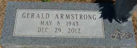 ARMSTRONG, GERALD - Prentiss County, Mississippi | GERALD ARMSTRONG - Mississippi Gravestone Photos