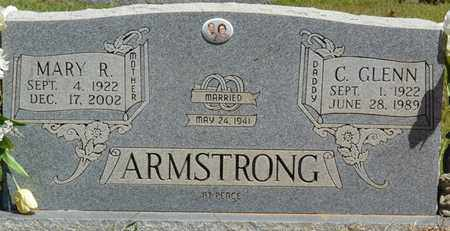 ARMSTRONG, MARY R - Prentiss County, Mississippi   MARY R ARMSTRONG - Mississippi Gravestone Photos