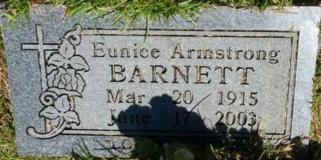 ARMSTRONG BARNETT, EUNICE - Prentiss County, Mississippi | EUNICE ARMSTRONG BARNETT - Mississippi Gravestone Photos