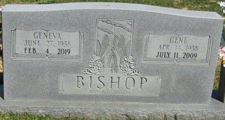 BISHOP, GENE - Prentiss County, Mississippi | GENE BISHOP - Mississippi Gravestone Photos