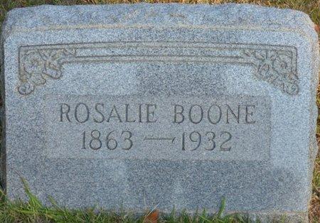 BOONE, ROSALIE - Prentiss County, Mississippi | ROSALIE BOONE - Mississippi Gravestone Photos