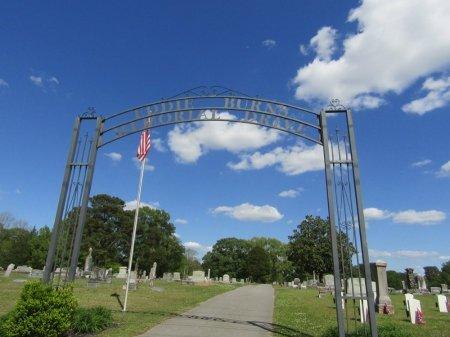 *BOONEVILLE, CEMETERY SIGN - Prentiss County, Mississippi | CEMETERY SIGN *BOONEVILLE - Mississippi Gravestone Photos