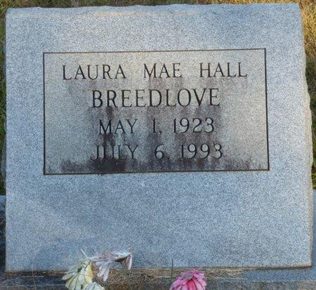 BREEDLOVE, LAURA MAE - Prentiss County, Mississippi | LAURA MAE BREEDLOVE - Mississippi Gravestone Photos